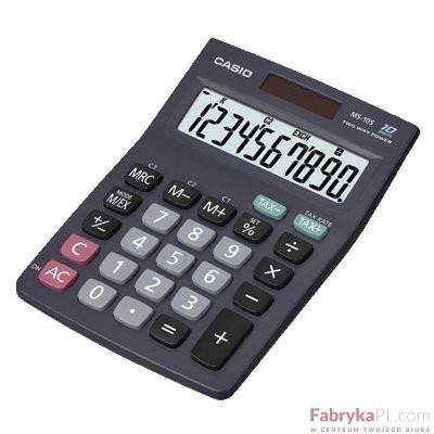 Kalkulator CASIO MS-10S-S .