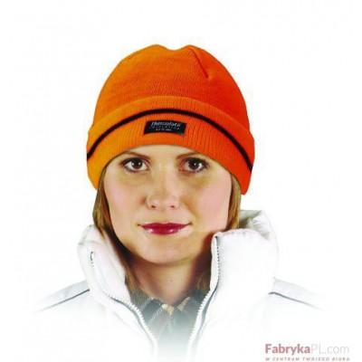 Czapka ocieplana ochronna CZBAW-THINSUL P, kolor pomarańczowy, 59-61 (XL) Reis