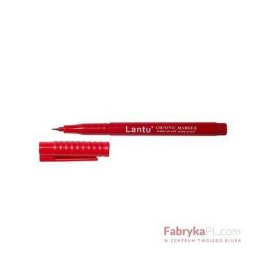 Marker permanentny Lantu cd 0,4 s czerwony