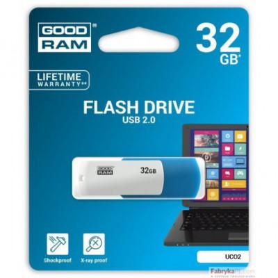 Pamięć USB GOODRAM 32GB UCO2 USB 20 miks kolorów