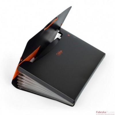 Teczka ofertowa Orange Expanding Files 93009