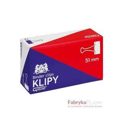 "Klip 51 mm (2"") GRAND 12szt"