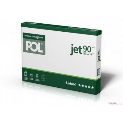 Papier xero POLJET 90 A4 -250ark/ryz