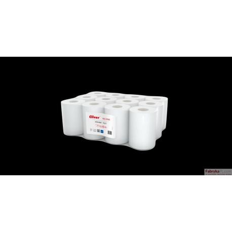 Ręcznik Cliver 65/1 makulatura biały (op 12szt)