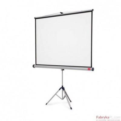 Ekran projekcyjny na trójnogu Nobo 16:10 175x115 cm