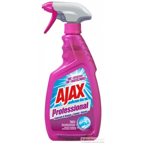 Płyn AJAX Professional 600ml kamień i higiena