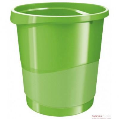 Kosz na śmieci ESSELTE Europost VIVIDA 14l, zielony