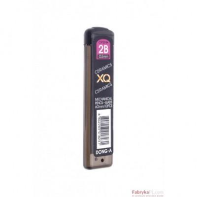 Grafit do ołówka automatycznego XQ 05 MM 2B DONG-A