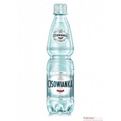 Woda CISOWIANKA 0,5l niegazowana