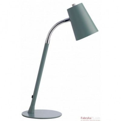 Lampa biurkowa UNILUX FLEXIO 20 LED niebieska