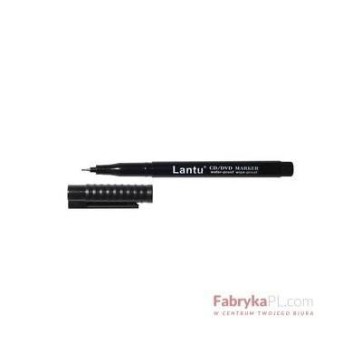 Marker permanentny Lantu cd 0,4 s czarny