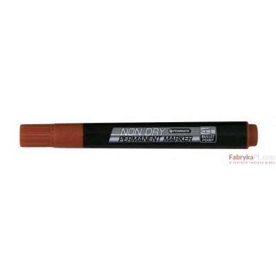 Marker permanentny PENMATE PPM-10 czerwony