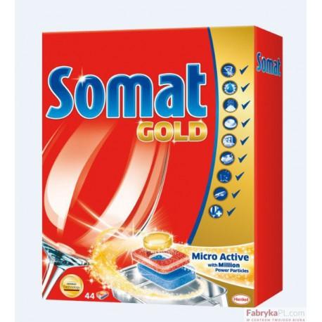 Tabletki SOMAT 44szt GOLD do zmywarki