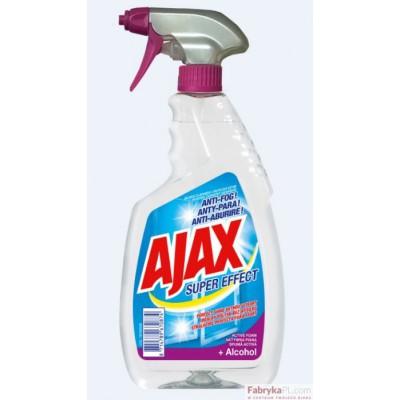 Płyn do szyb AJAX 500ml SUPER