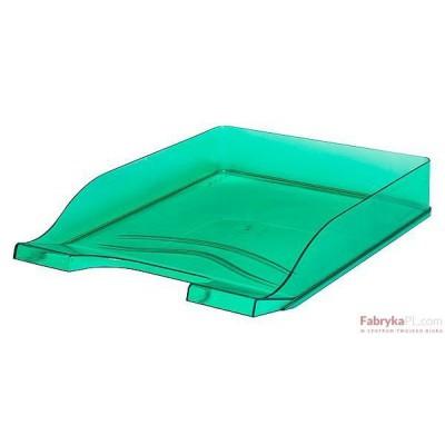 Szuflada na biurko przezroczysta zielony 100553684 Bantex