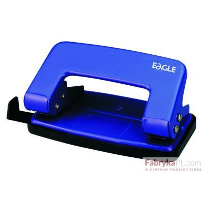 Dziurkacz EAGLE 709 R niebieski 8 kartek