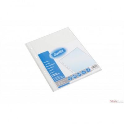 Kieszeń Bantex BG100 A5 Polipropylenowa 45 Krystaliczna