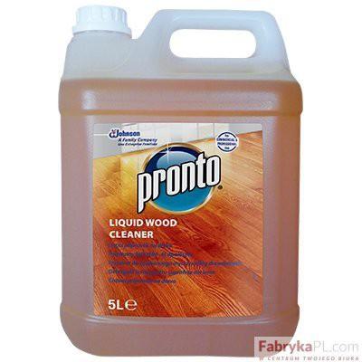 Płyn do podłóg PRONTO DO PODŁÓG 5 litrów