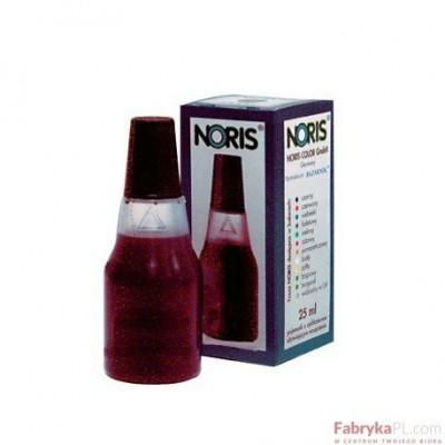Tusz NORIS 110 czerwony 25ml