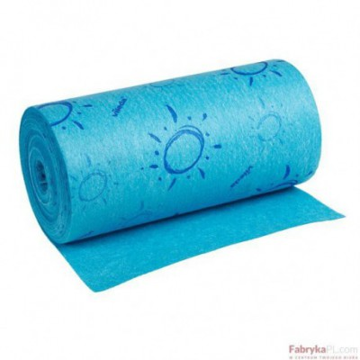 Ścierka gąbczasta – Quick 'n' Dry – niebieska Vileda
