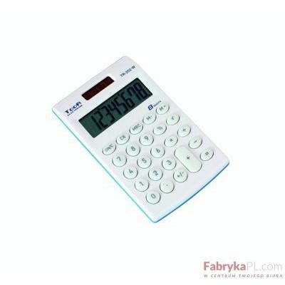 Kalkulator TOOR TR-252- 8 pozycyjny - 2 typy zasilania
