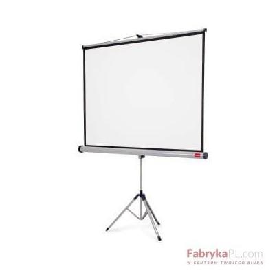 Ekran NOBO na trójnogu 175 x 132,5 cm (4:3), przekątna 218,8 cm