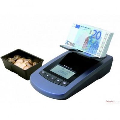 Maszyna do liczenia monet i banknotów SF6150 SAFESCAN