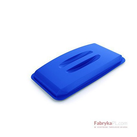 DURABLE DURABIN LID 60 pokrywa do pojemnika 60 l, niebieska
