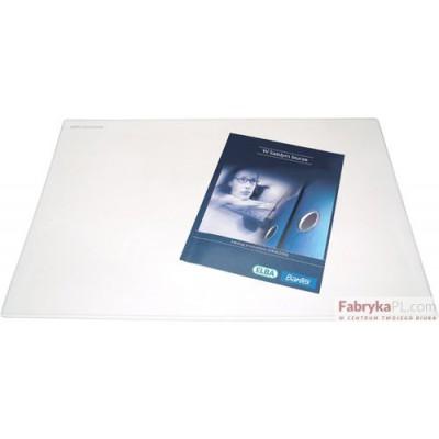 Podkładka na biurko z kieszenią Bantex 44x63 PCV bezbarwny