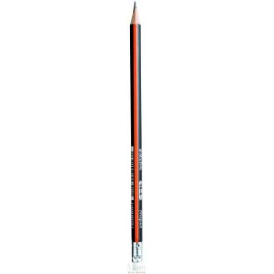 Ołówek z gumką Blackpeps 2B Maped