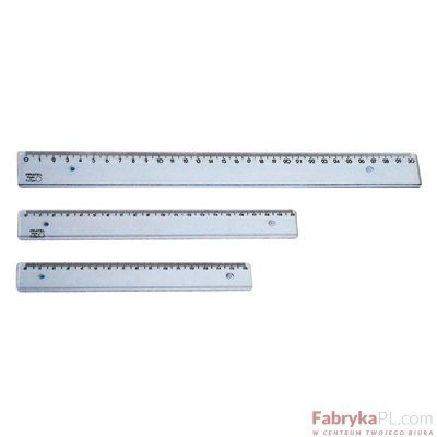 Linijka PRATEL 20cm 1026 AMEX