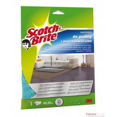SCOTCH-BRITE™ Mikrofibra do podłóg i dużych powierzchni