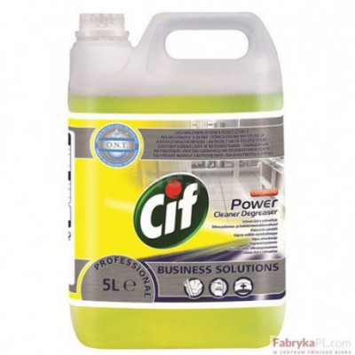 Środek czyszczący Cif Power Cleaner Degreaser 5L
