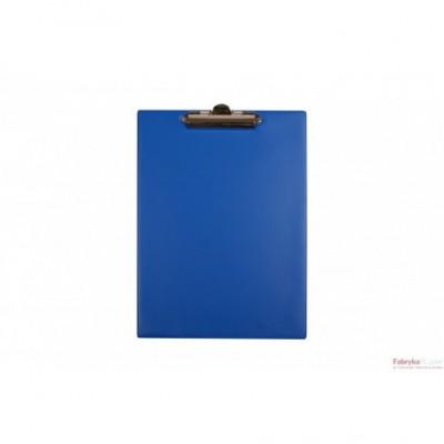 Deska klip A5 niebieska Biurfol