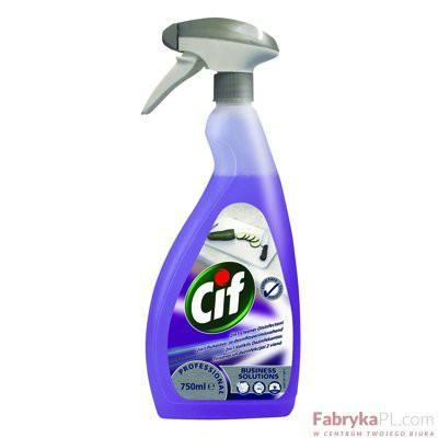 Środek czyszczący Cif Professional 2 in 1 Cleaner Disinfectant