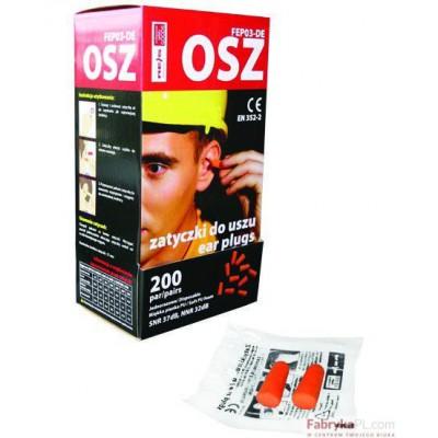 Zatyczki przeciwhałasowe OSZ P Reis