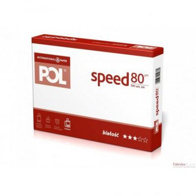 Papier xero POLSPEED 80 A4