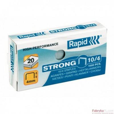 Zszywki RAPID Strong 10/4 1M