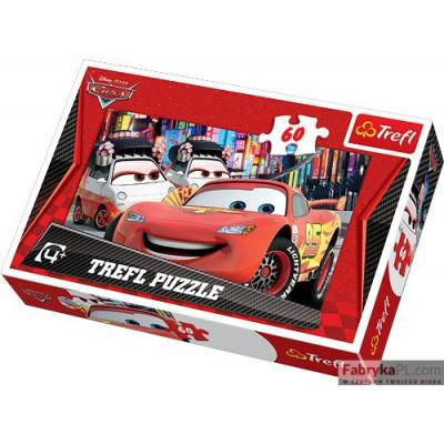 Puzzle Disney Auta 60 elementów TREFL 17211