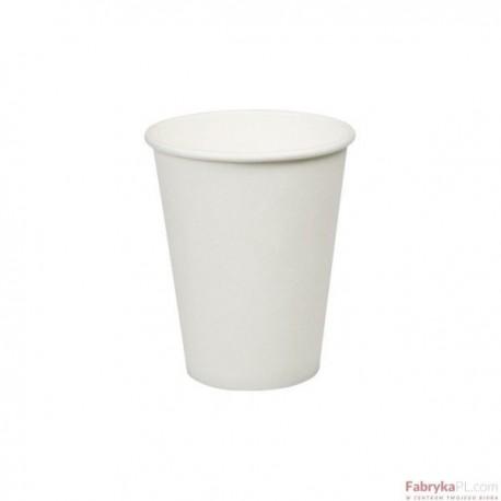 Kubek papierowy biały 250ml.(100) COFFEE 4 YOU