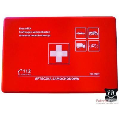 Apteczka pierwszej pomocy 8 AS-MINIMIN C 21x14x6 Reis