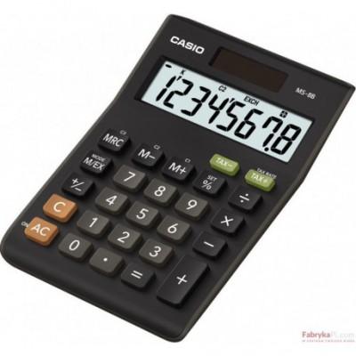 Kalkulator CASIO MS-8S/VER 8p .