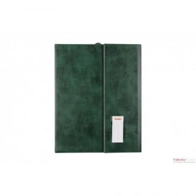 Teczka A4 JULIA zielona BIURFOL TE-02