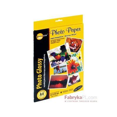Papier foto Yellow One A4 170g A20 błysz. (4G170)