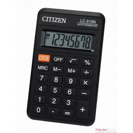 Kalkulator CITIZEN LC310N Kieszonkowy