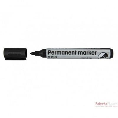 Marker permanentny 2150 czarny 110165
