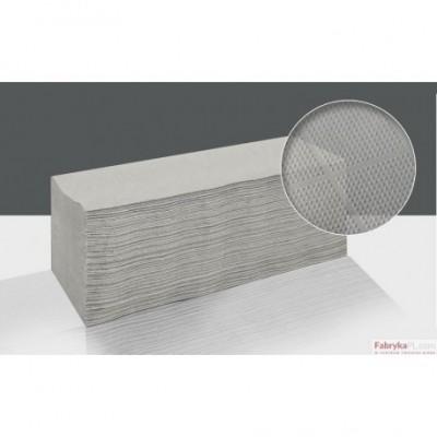 Ręcznik składany.Z-ESTETIC szary 4000skł/ECONOMIC