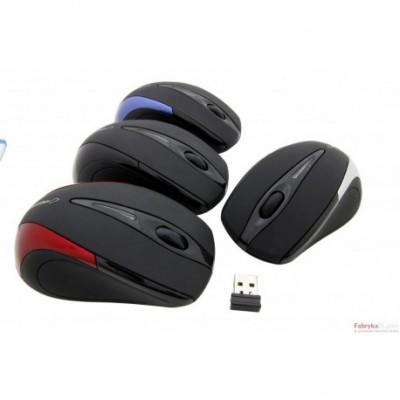 Mysz bezprzewodowa 24GHZ USB RED ANTARES ESPERANZA