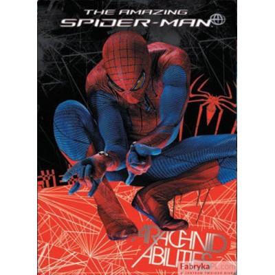 Zeszyt A5 16 kratka Spiderman INTERDRUK