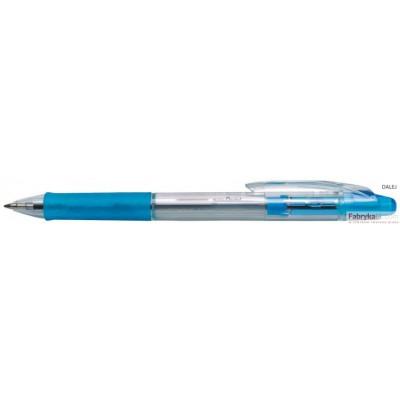 Długopis PENTEL SuperB RT BK717 RECYCOLOGY 75% Niebieski